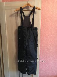 Продам утепленные брюки полукомбинезон, р. 146