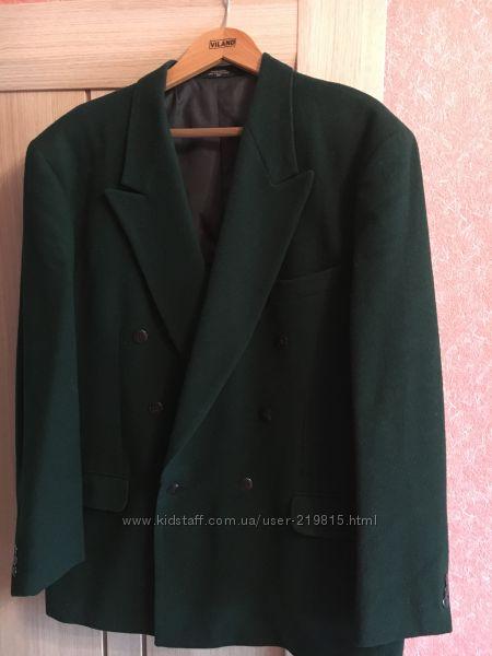 Продам мужской пиджак, ТМ Rico Ponti Италия, р. 56