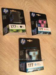 Продам струйные картриджи HP 177 C8775HE light Magenta, Light Cyan C8774HЕ