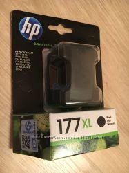 Продам новые струйные картриджи HP 177XL черный C8719HE