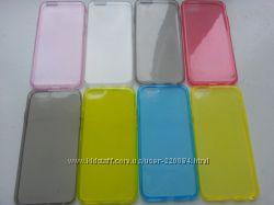 Силиконовый ультратонкий чехол iphone 6  4. 7дюйма  8 цветов