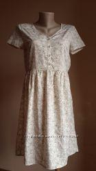 Нежное платье в Цветочек PEACOCKS Британия