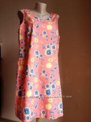 Красивое платье  Хлопок Принт GEORGE Британия