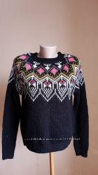Красивый свитер Шерсть FOREVER 21 США