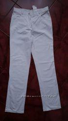 Прямые белые джинсы MILOTY Германия