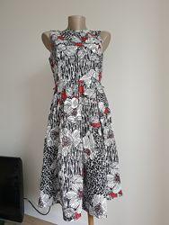 Платье хлопок F&F англия