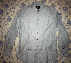 Мужская рубашка Dolce & Gabbana, оригинал, размер 50-52