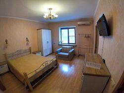 Квартира в Ялте рядом с пляжем. 7 минут до моря пешком.