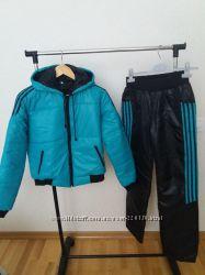 Зимний спортивный костюм для девушки  42р.