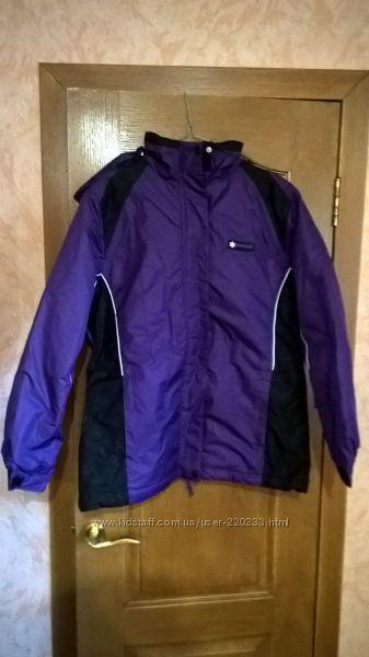 Куртка лыжная новая р. 46  в наличии