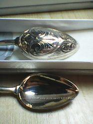 свадебные ложки серебро обмен