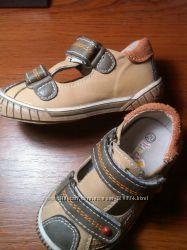 туфельки на малыша полуоткрытые