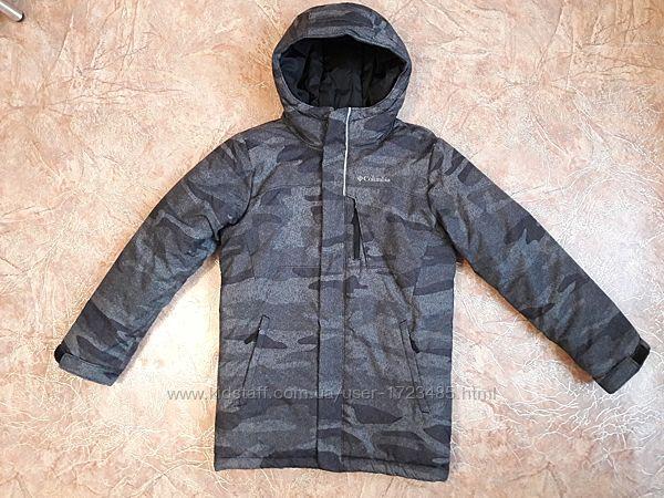 . Куртка зимняя Columbia р М 140-150