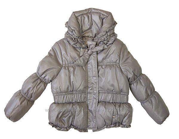 Куртка для девочки на 2 года Fun&Fun
