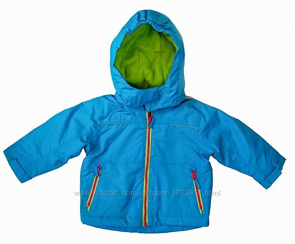Куртка для девочки Impidimpi 9-12 мес
