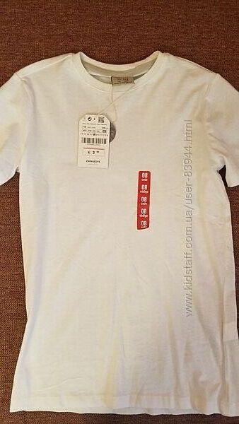 Базовая футболка Zara