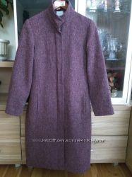 Шикарное шерстяное пальто Oasis. Англия. , р 38