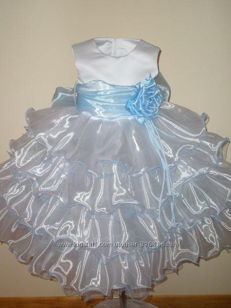 Детские платья нарядные своими руками фото