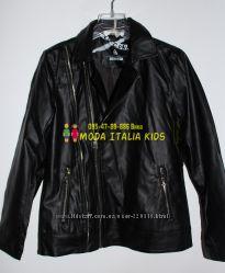 Курточка  косуха Street Gang на 8, 10, 12, 14, 16 лет Италия