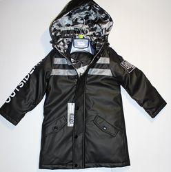 -20 скидка Парка куртка STREET GANG размер 3, 4, 5, 6 лет Италия