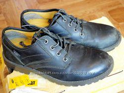 Туфли полуботинки Cat оригинал оксфорды на мальчика р. 36