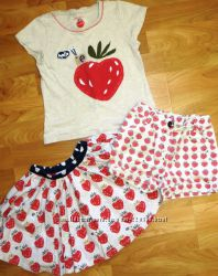 Фирменные, брендовые комплекты на девочку 3-5 года