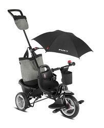 Трехколесный велосипед PUKY CEETY Comfort с зонтом