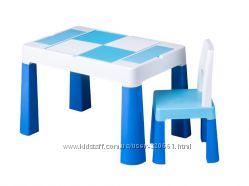 Комплект детской мебели Tega Multifun от 2 до 7 лет