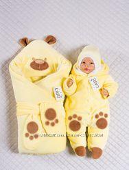конвертик Лари Lari на выписку комбинезон набор для новорожденных комплекта d3204a93724