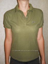 Женская футболка поло Lacoste