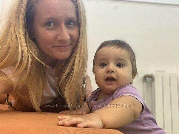 Предлагаю услуги няня воспитатель помощь с ребенком