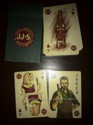 Сувенирные игральные карты