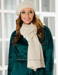 Комплект Venera берет, шарф, шерсть