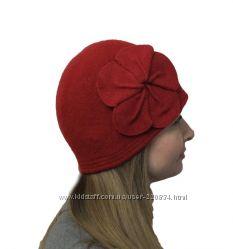 СКИДКА  Женская шапка, Италия Venera, цвета в асортименте