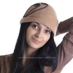 Женская шапка, Италия Venera, цвета в ассортименте