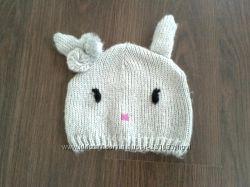 Продам теплую шапку для девочки Coolclub. Размер 54.