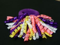 Резинки-спиральки под заказ