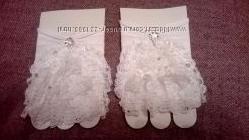 Перчатки для невест