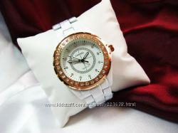 Супер цена женские часы Chanel шанель два цвета