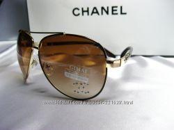 Стильные женские очки Chanel. Два цвета