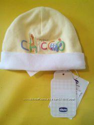 Хлопковая двойная шапочка Chicco