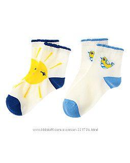 Набор носков для девочки от Gymboree размер М