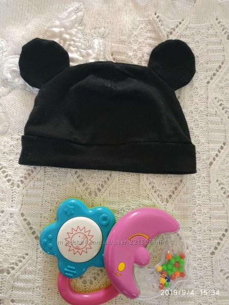 Крутезні шапочки для малюка