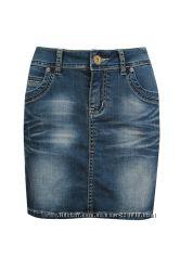 Стильная джинсовая юбка от SAVAGE в наличии 44 размер