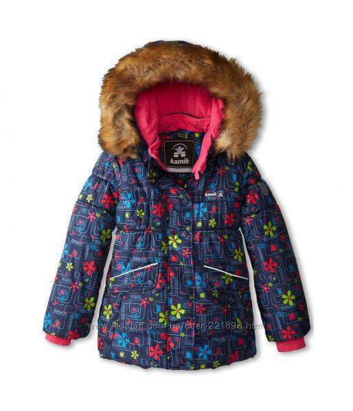 Куртка зимняя Kamik. Новая.