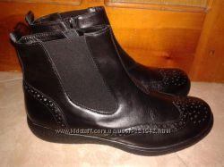 Новые кожаные сапоги Каприз 37 размер