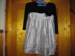 Стильное очень нарядное платье на 8 лет