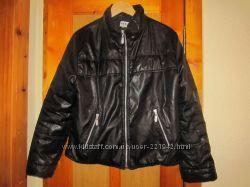 Стильная демисезонная куртка размер М подойдет на L