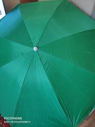 Пляжный зонт, разные размеры, цвета.