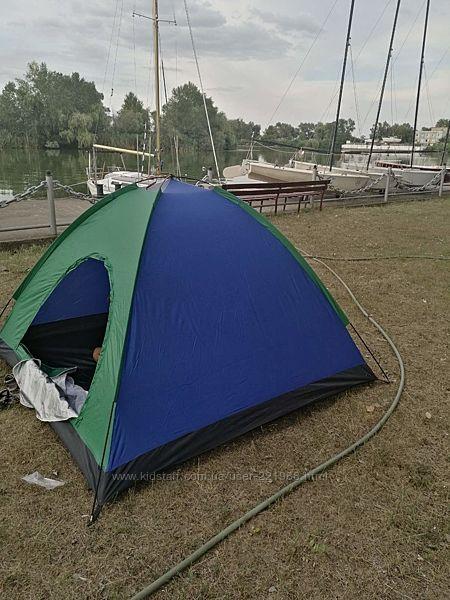 Распродажа Палатка туристическая 2х ,4х, 8 местная HYZP-03. Есть Опт.